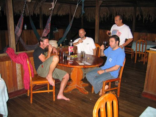 DSCHUNGEL REISEN, ECUADOR: Great time at the Cuyabeno Lodge when visiting the Amazon in Ecuador.